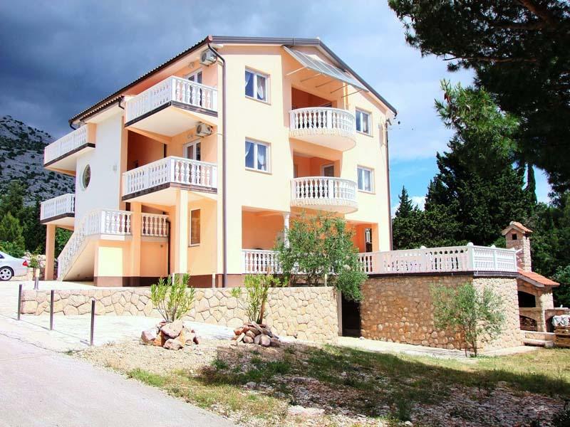Apartmani Prkačin - Starigrad Paklenica