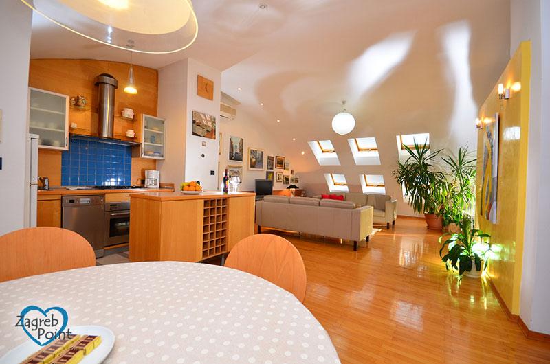 Apartmani Penthouse - Zagreb