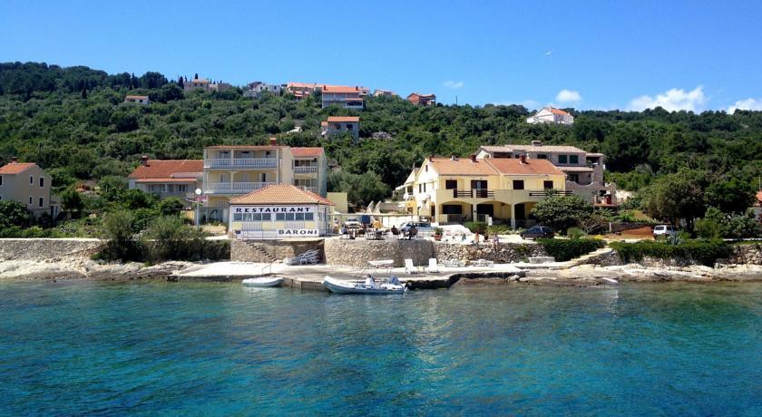 Villa Baroni - Mali Iž - otok Iž