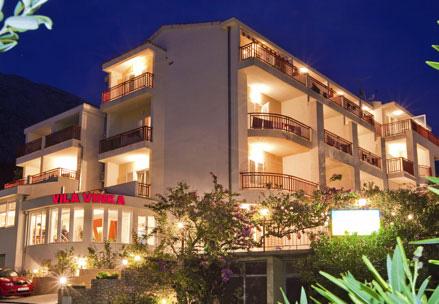Apartmani - Hotel Villa Vinka - Tučepi